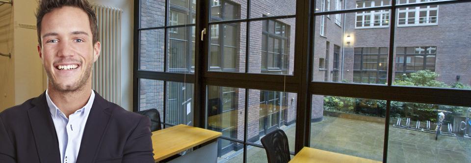 Seminarraum 1 für bis zu 12 Teilnehmer-PCs