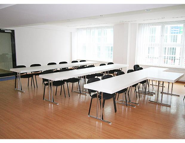 Raumvermietung in Berlin - Mitte » Seminarraum 8 für bis zu 24 ...